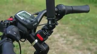 Klickfix für eBike und Kameras, für Gopro Gehäuse und Osmo Aktion