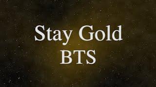 mqdefault - 高音質カラオケ「stay gold」BTS - Off Vocal