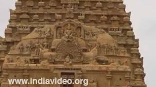 Brihadeeswara Temple at Tanjore, Tamil Nadu