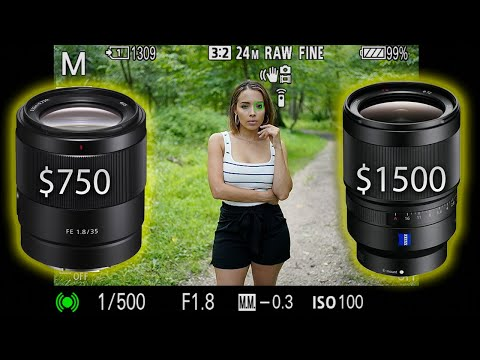 External Review Video rZyysO1_1gI for Sony FE 35mm F1.8 Lens (SEL35F18F)