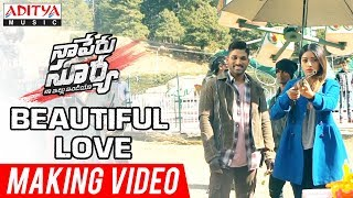 Beautiful Love Making Video | Naa Peru Surya Naa Illu India Songs | Allu Arjun, Anu Emannuel