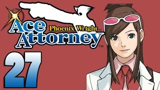 Phoenix Wright: Ace Attorney -27- RISE FROM THE ASHES!