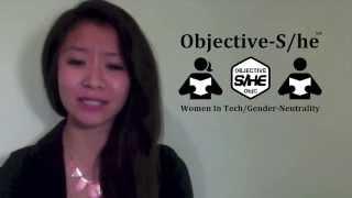#ilooklikeanengineer Objective-S/he Women In Tech