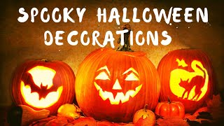 49 Spooky N Easy DIY Halloween Decorations Ever!
