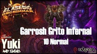 Garrosh Grito Infernal 10 Normal - Videoguía Asedio De Orgrimmar