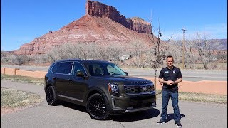 Is the all new 2020 Kia Telluride the BEST SUV you can BUY?