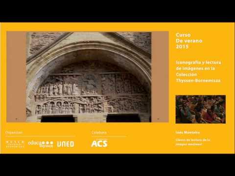 Claves de lectura de la imagen medieval / Conferencia de Inés Monteira