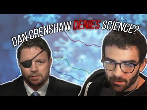 Dan Crenshaw Doesn't Understand Coronavirus Science