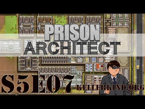 Prison Architect [HD|60FPS] S05E07 – Verurteilung – Part 2 ★ Let's Play Prison Architect