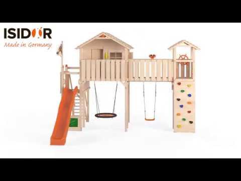 Spieltürme und Baumhäuser von ISIDOR
