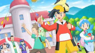 Together Forever - Pokemon Song ( Full Version )