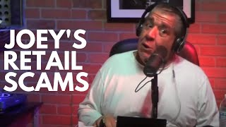 Joey Diaz Returns Blankets He Never Bought