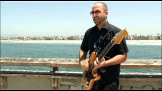 """Aaron Drees - """"Into the Sea"""" Official Music Video"""