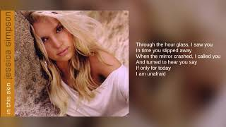Jessica Simpson: Take My Breath Away (Lyrics)