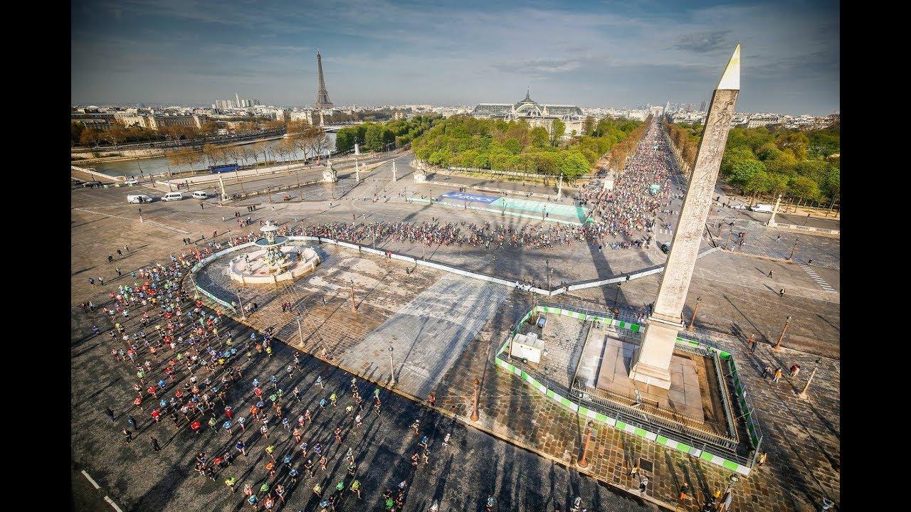Maratón de París: análisis, recorrido, entrenamiento y recomendaciones de viaje