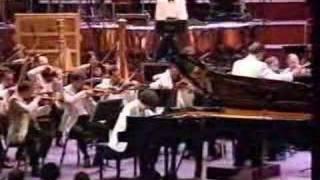 Kissin -Rachmaninov piano concerto #2, Mvt. III (part 1)