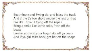 Da Beatminerz - Best at That Lyrics