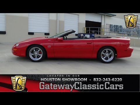 Video of '02 Camaro located in Houston Texas - KEFD