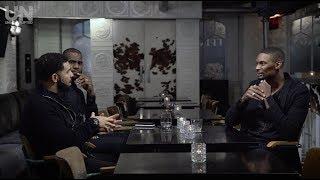 Drake x LeBron x Chris Bosh | WHO'S INTERVIEWING WHO?