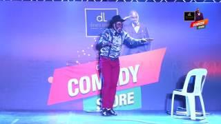 Alex Muhangi Comedy July 2017 - Jajja Bruce