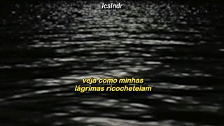 Taylor Swift - my tears ricochet (Tradução)