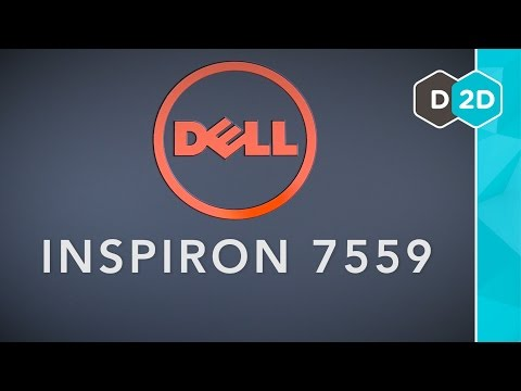 Dell Inspiron 7559 Review – A Budget 15″ Gaming Laptop