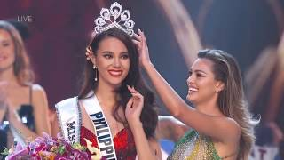 Miss Universe 2018 Crowning Moment video