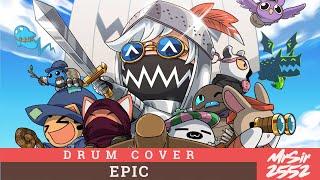 EPIC | Tokyo Machine Drum Cover | MrSir2552