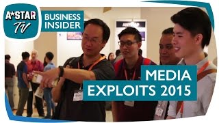 Media Exploits 2015 - Infocomm Media Technology Frontiers