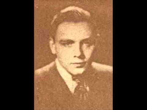 Albert Harris - Nie gniewaj się 1938 r.