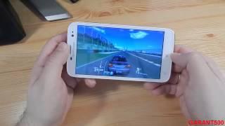 Lenovo A850 Обзор Тестирование Игры Выводы