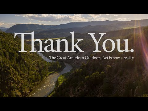 The Great American Outdoors Act