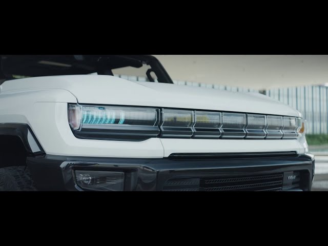 8 фишек, которые превращают новый электрический Hummer в короля бездорожья