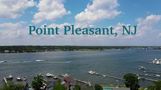 Point Pleasant, NJ Drone Footage