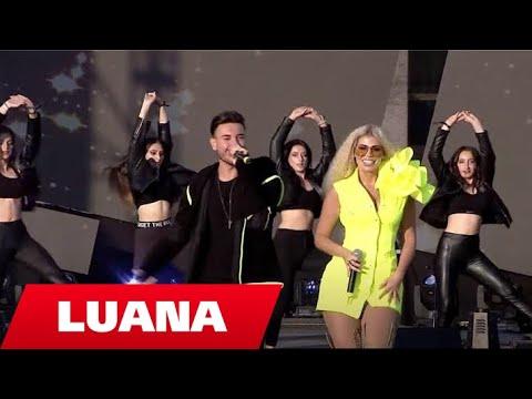 Luana Vjollca ft Faydee - Yalla Habibi