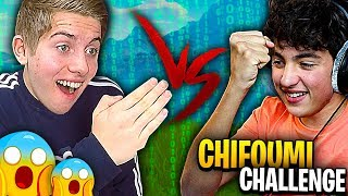 TU PERDS, JE HACK TON PC - CHIFOUMI CHALLENGE #2 (Ft. Inoxtag)