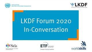 #LKDForum 2020 - In-Conversation (Day 2)
