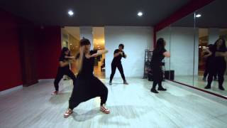 Basement Jaxx - Good Luck | Choreography by Luckystar