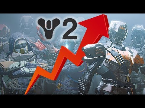 Destiny 2's Playerbase SKYROCKETS after New Update!