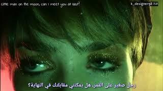 Little Man On The moon-Anna McLuckie (eng&Arab) lyrics مترجمه للعربية