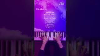 [60초클래식] 1초만에 스며드는 드뷔시 달빛 Debussy - Claire de lune  | 피아노튼