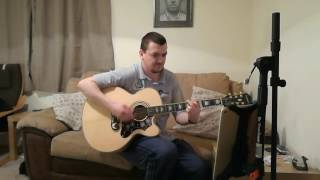 The Fray - How To Save A Life / Chris Hart Acoustic Cover