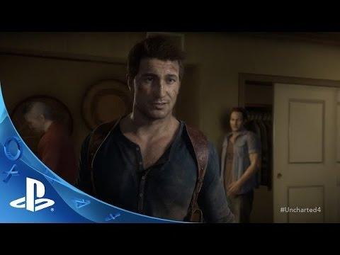Видео № 0 из игры Uncharted 4: Путь вора (A Thief's End) - Специальное Издание (Б/У) [PS4]