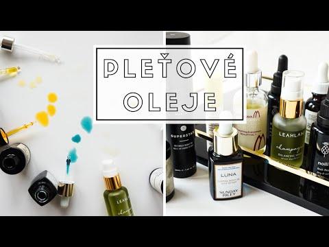 Eclos denní čistící olej na obličej