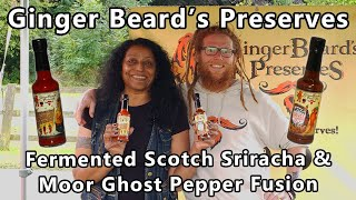 Chillin With Chilli Sid   Ginger Beards Preserves - Double Sauce Review