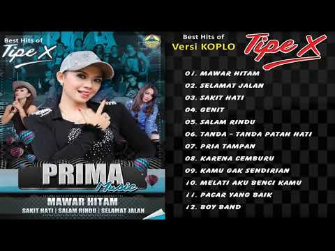 Tipe x  versi dangdut koplo   full album