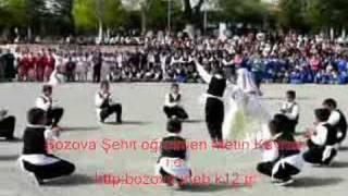 preview picture of video 'Bozova'da yapılan 23 nisan2008 töreninde ceylan gösterisi'