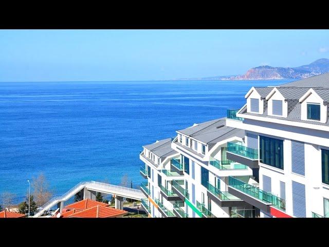 Luxury Seaside Apartments in Kargicak Alanya