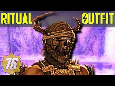 Fallout 76 - Clown Outfit & Hat - Location Guide - смотреть