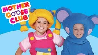 Nursery Rhyme Singing Time  Childrens Songs With Mother Goose Club
